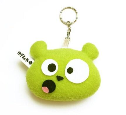 Etsy :: Mariska :: Bungo keychain from etsy.com
