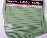 Secret Holiday Recipe Cards (12)