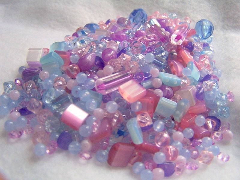 Acrylic Bead Assortment