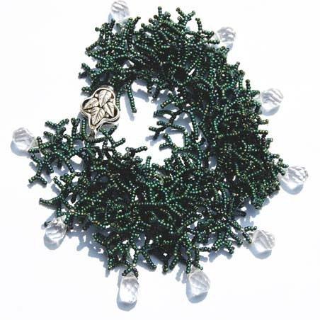 Hemlock Wreath Bracelet