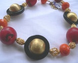 Etsy :: DancingJems :: Dancing Jems :  vermeil necklace sterling handmade