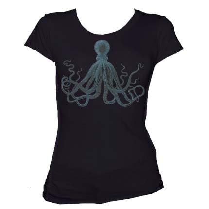 Etsy :: White Octopus