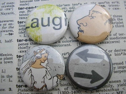 Randomness Button Set