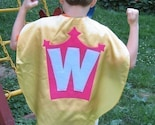 Princess Cape or Superhero Kids Capes Custom