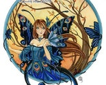 Peacock Fairy 8x10 print