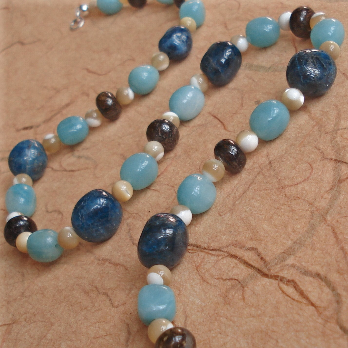 Ocean Pebbles Necklace