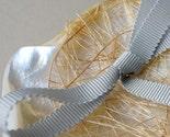 natural shell beach wedding ring bearer pillow holder