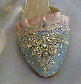 elegant crystal unique wedding shoes rhinestone jewels