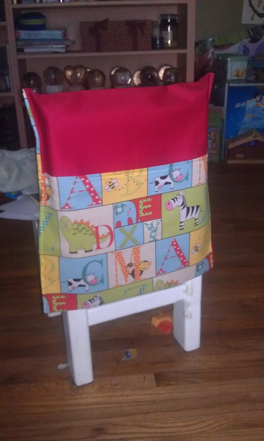 Homemade Classroom Chair Pockets Child At Heart Blog