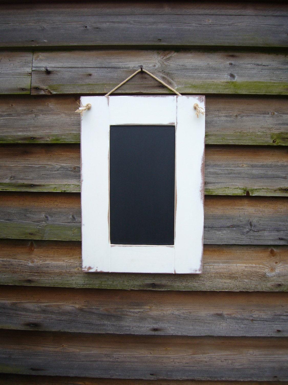 Office Chalkboard  White Chalkboard  Framed Blackboard  Corkboard   Rustic Home Decor  Office Decor  Chalkboard UK  White Corkboard
