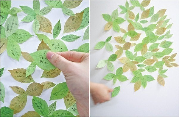 The Leaf post-It (Large)