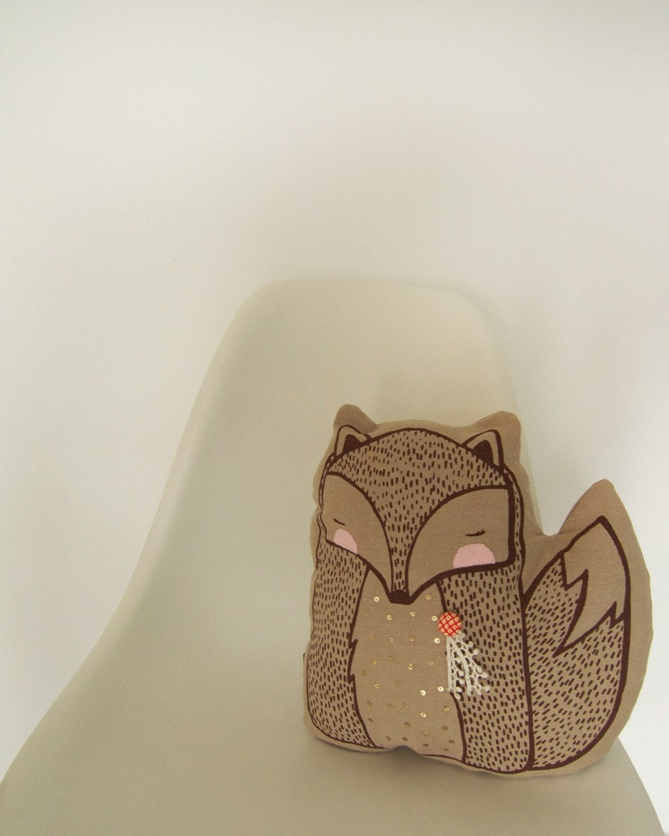Fantastic Mr Fox - Cushion