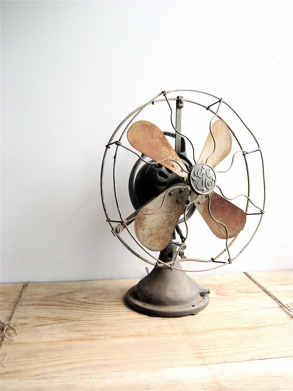 Antique General Electric Fan By Lovintagefinds On Etsy