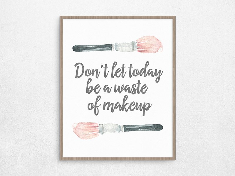 Makeup quotes for her
