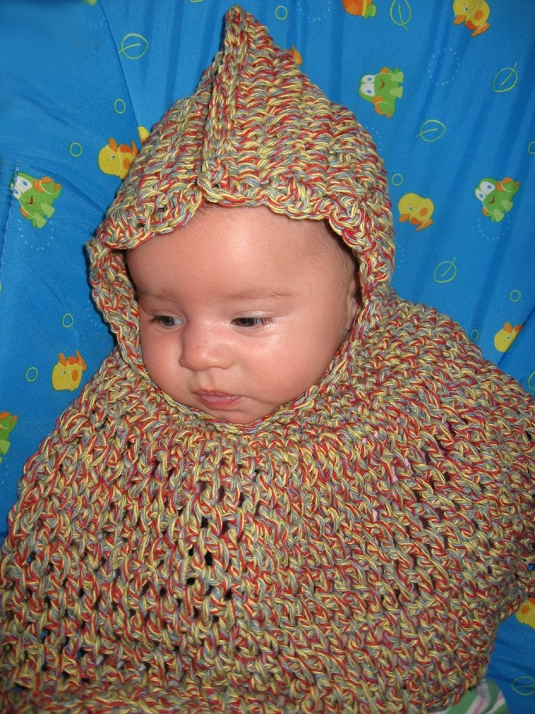 Baby  Young Child Crochet Patterns