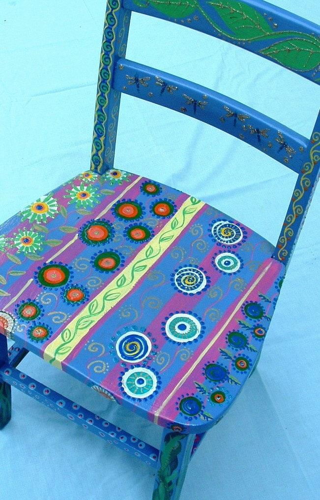 Spring Garden Chair
