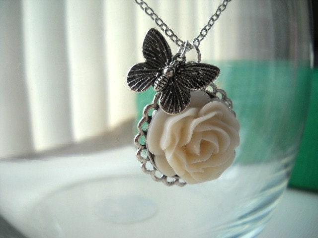 Garden Of Whimsy - Necklace