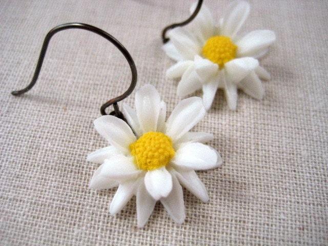 Sunflower Time earrings