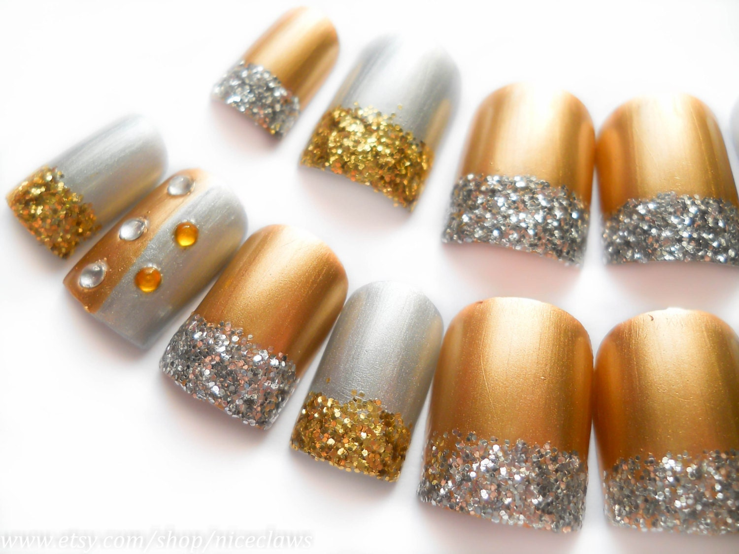 What are the Different Types of Nail Art Designs