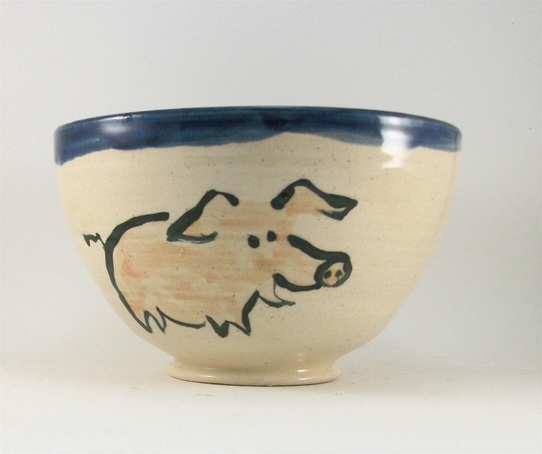 pig bowl