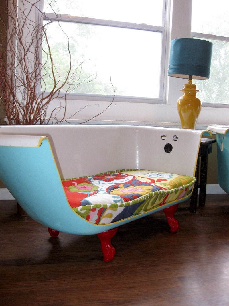 Cast Iron Bathtub Couch