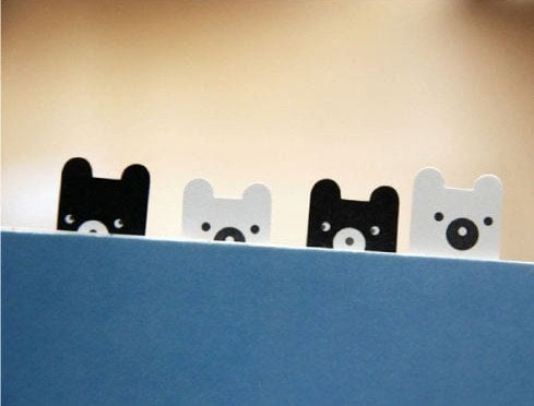 Index Post it Sticky Note Set - Hello Bear