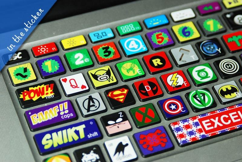 Macbook decal Macbook Keyboard Decal Macbook Pro by ...