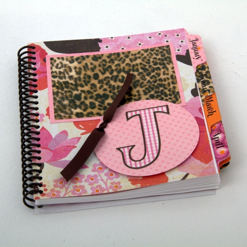 JULES Design - Small Personalized Planner