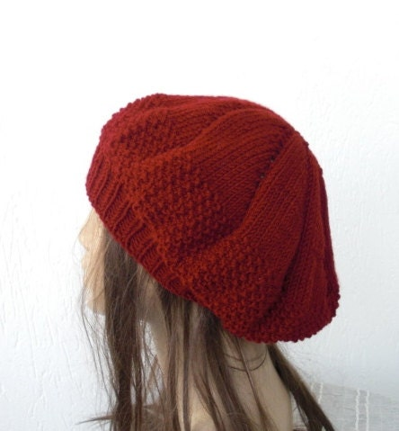 Instant Download Knit hat pattern Digital Hat Knitting by ...