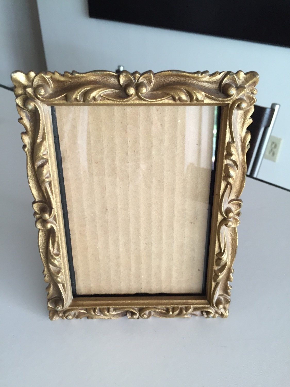 Mid century picture frames