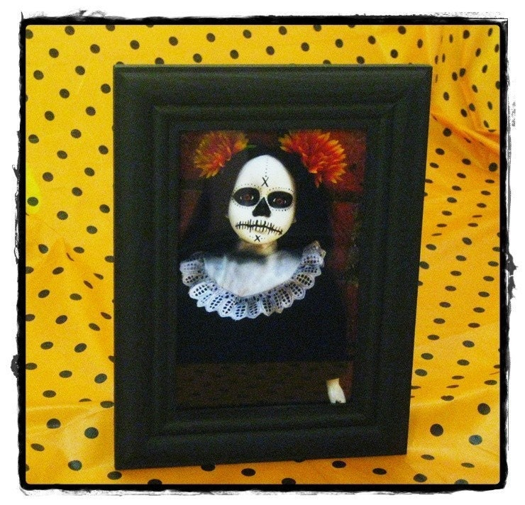 day of the dead girl pictures. Day of the dead Girl art