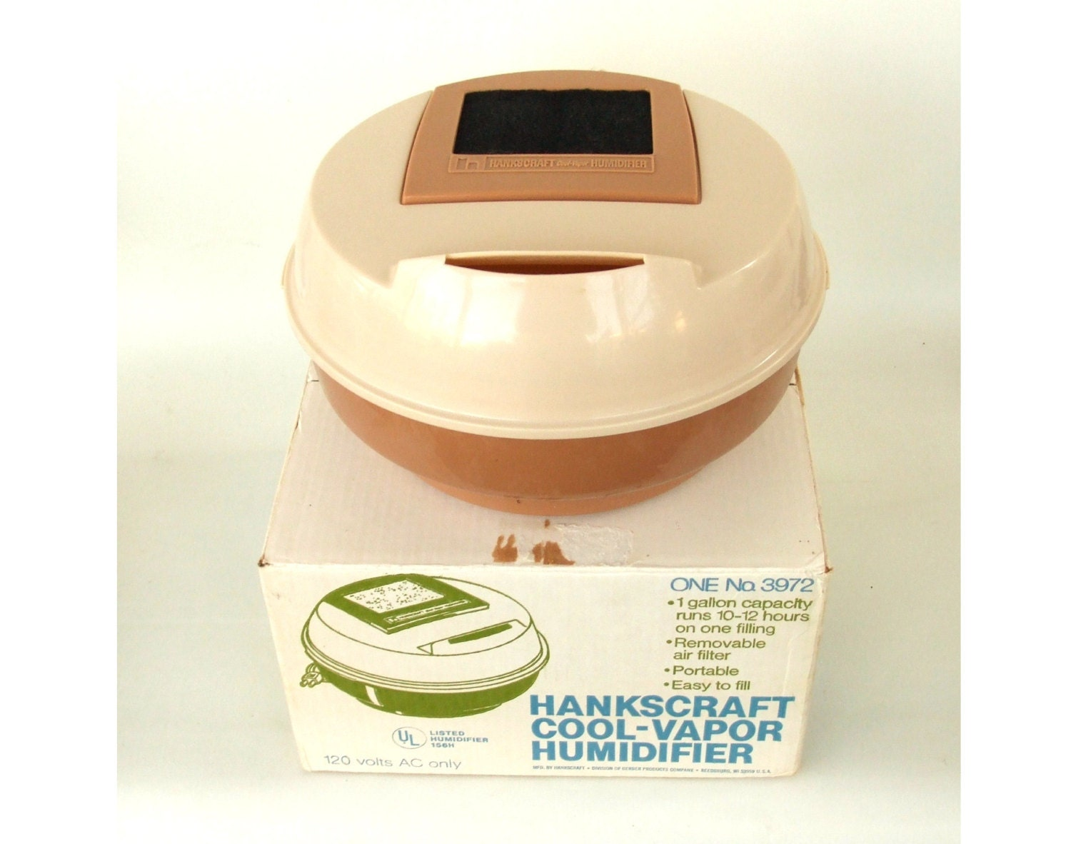 Hankscraft Cool Vapor Humidifier 3972 Used by LaurasLastDitch #753518
