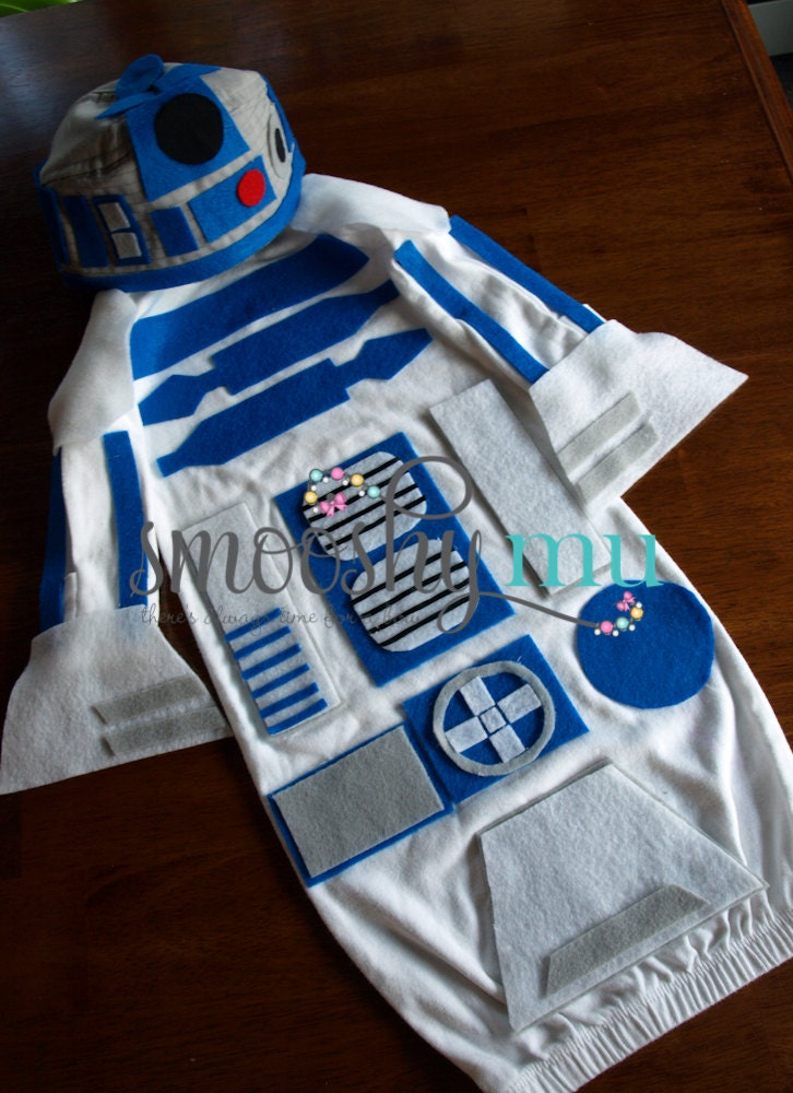 R2d2 Baby Costume Items similar to R2D2 ...
