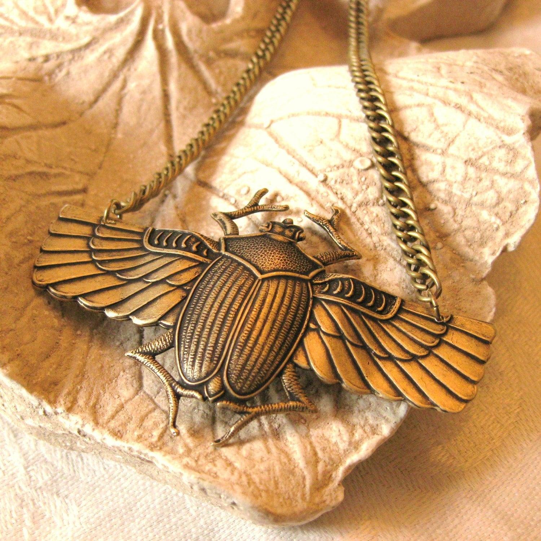 egyptian winged scarab - photo #25