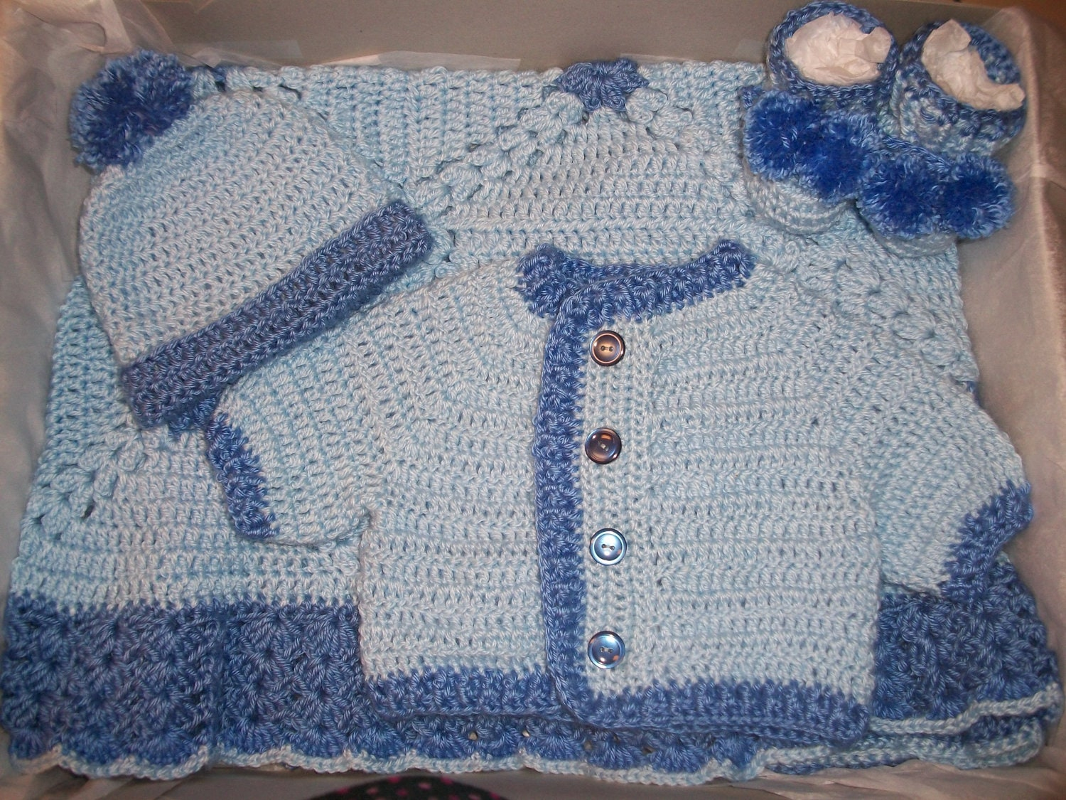 crochet baby layette patterns free D6-Sweetheart Romper ...