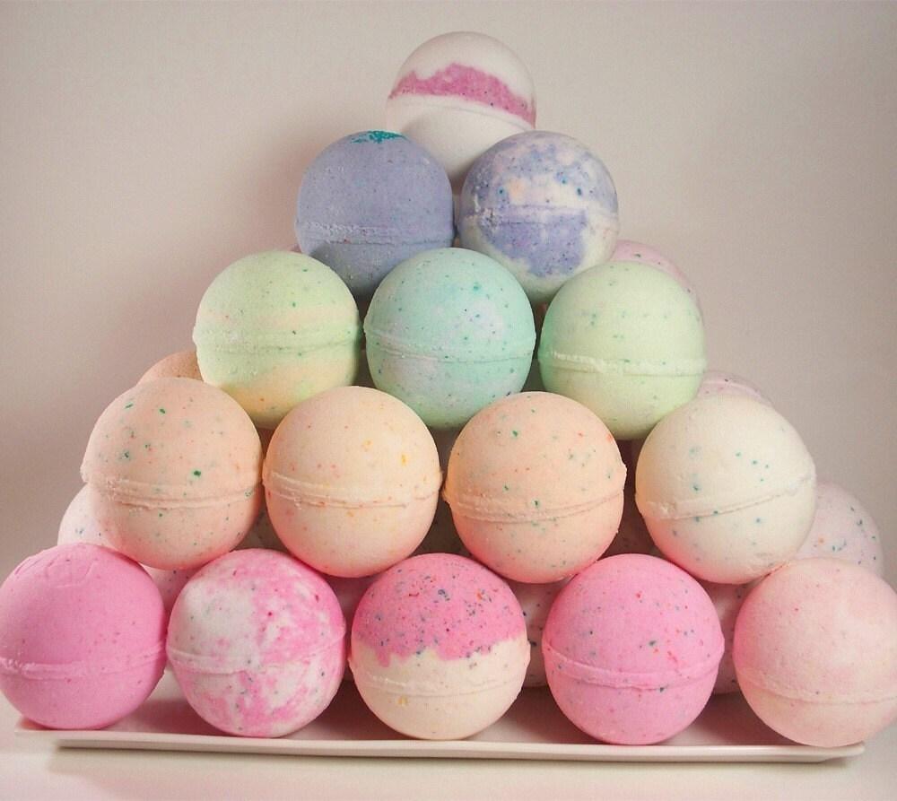 Bath Bomb Bonanza - Pick Your Own Dozen Bath Bombs -
