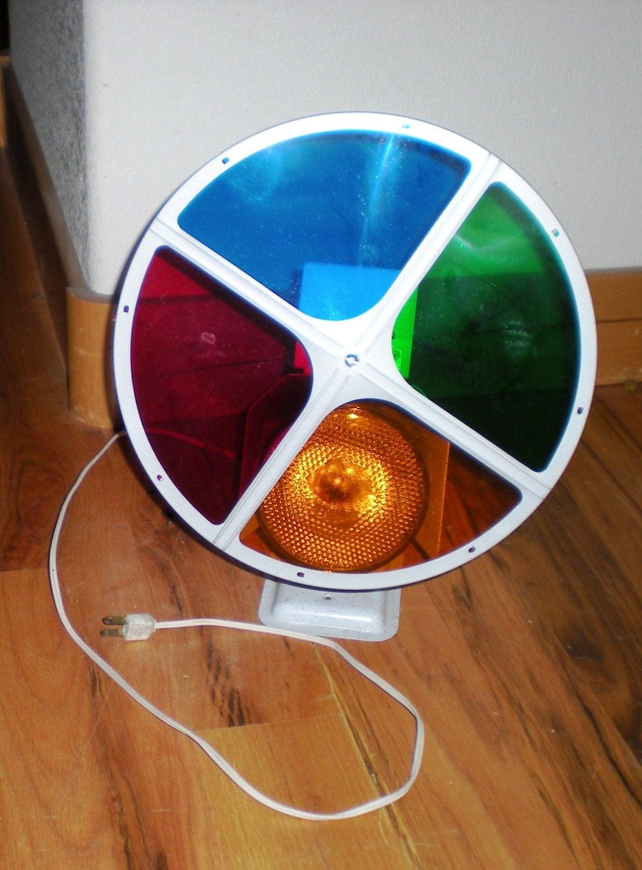 Color Wheel For Aluminum Christmas Tree By Myheirloomcharms