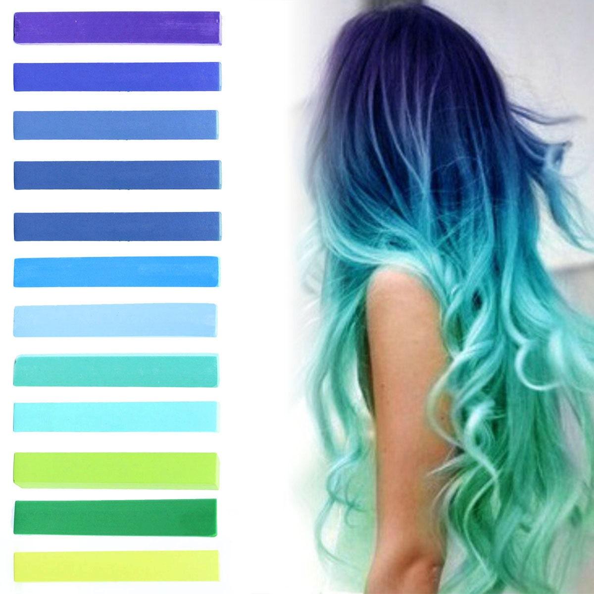 Mint green hair tumblr