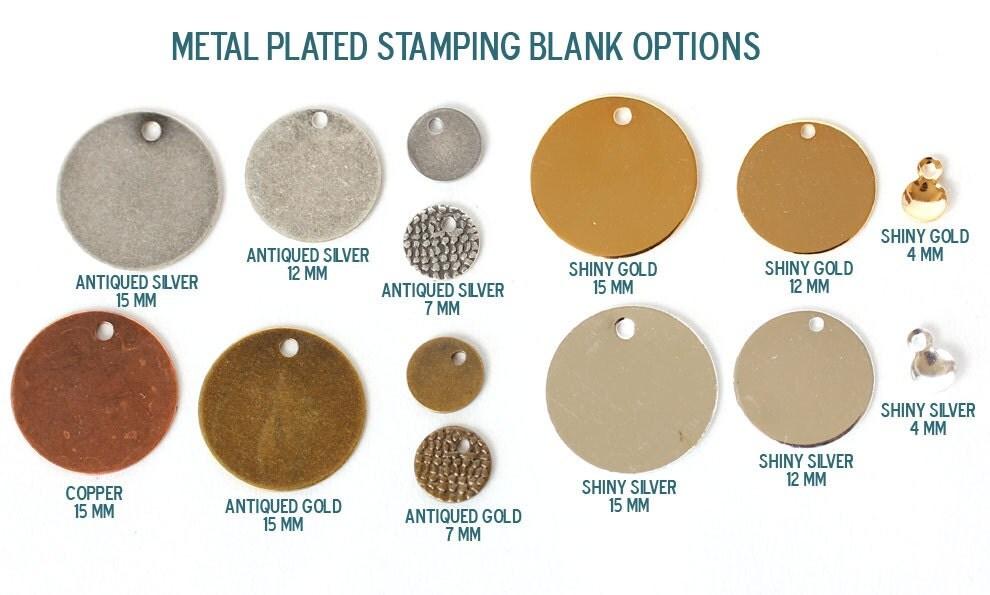 Blank Custom Discs