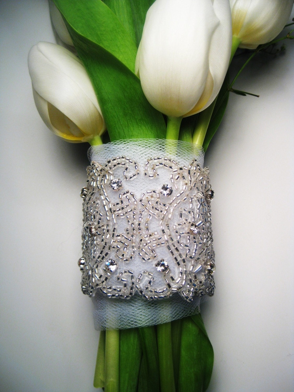 Bali Crystal Bouquet Wrap