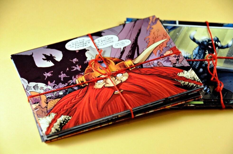 Cool  ic book envelopes