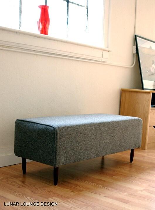 bokz  console bench  F4SS  Eames Era Mid Century Modern
