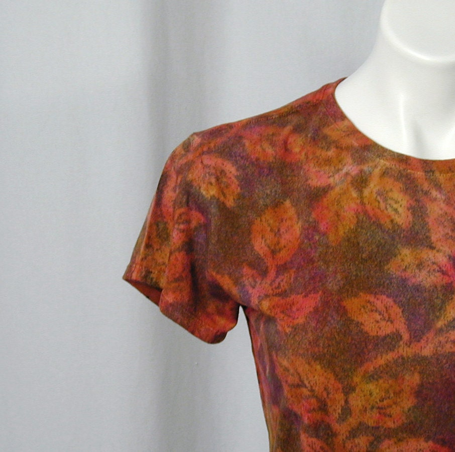 Autumn's Arbor Atomic Lace Tee (medium)