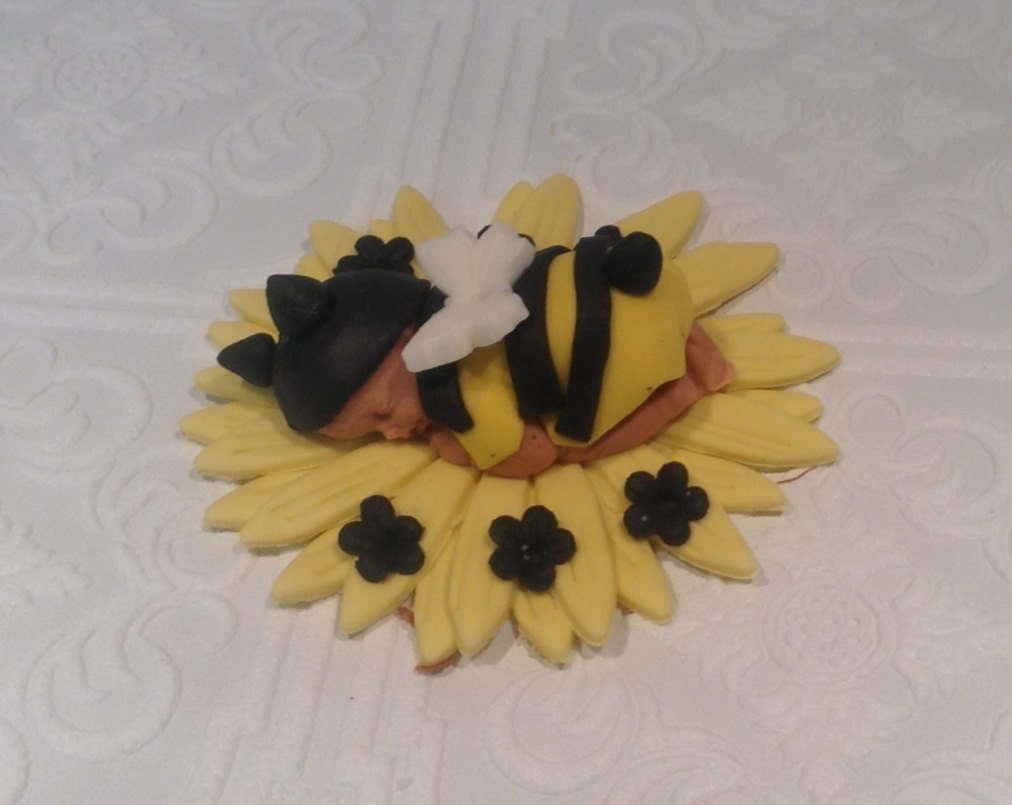 Bumble Bee Cake Toppers Australia