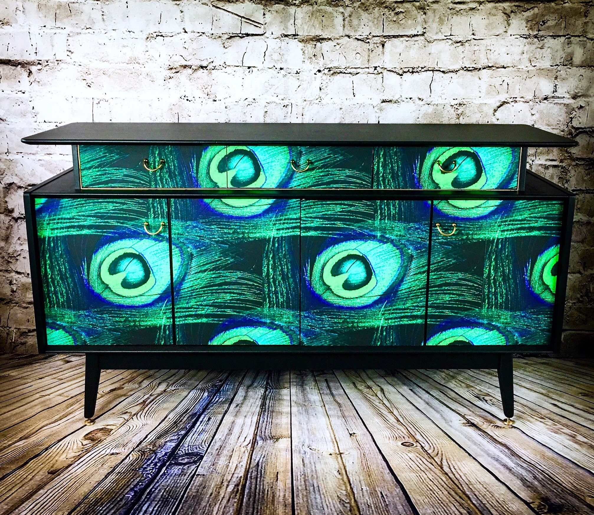 Upcycled Sideboard Retro sideboard G Plan Vintage Sideboard Mid Century sideboard teak sideboard TV unit upcycled cabinet antique si