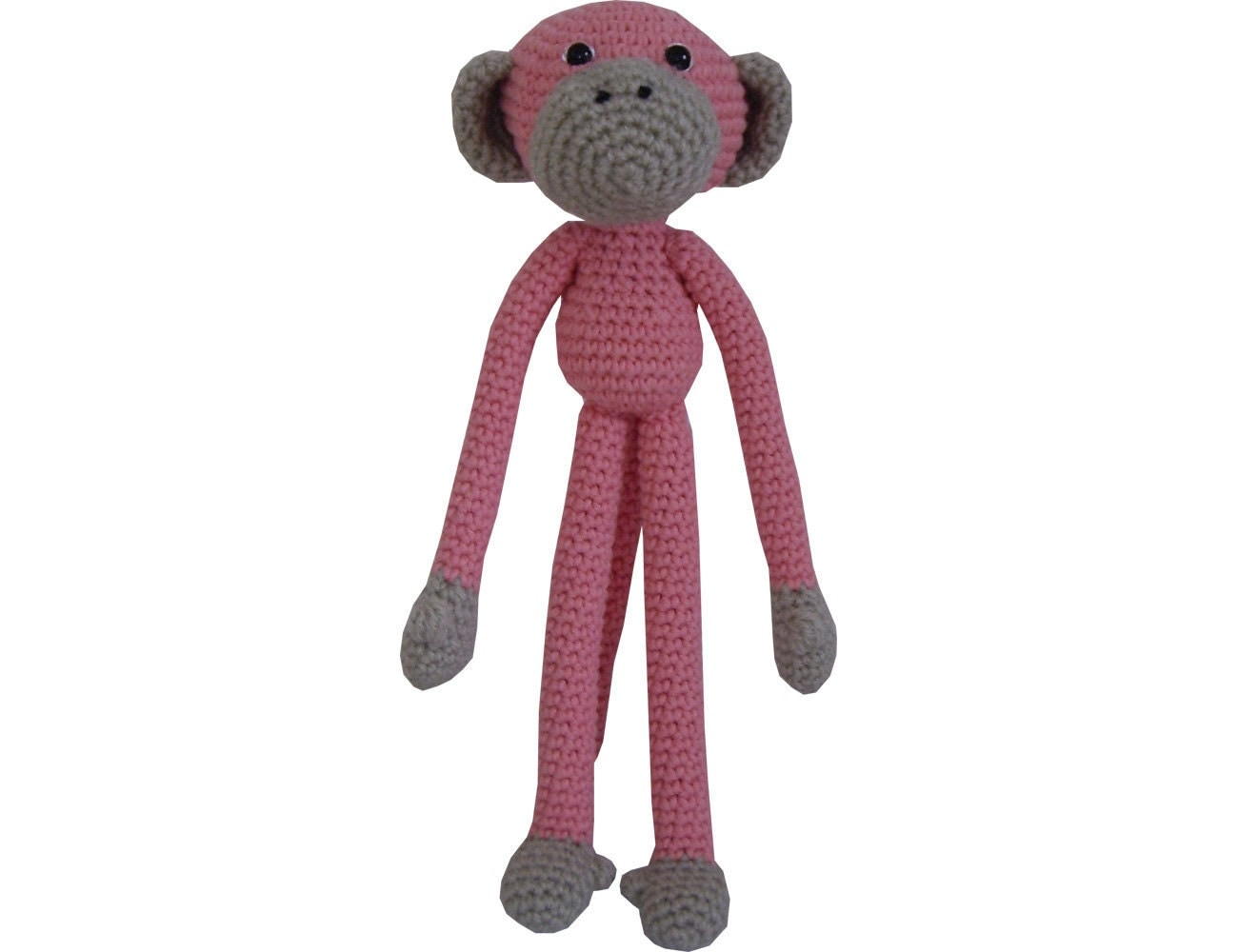 Amigurumi Glasses : Items similar to Amigurumi Crochet Pattern: Marty the ...