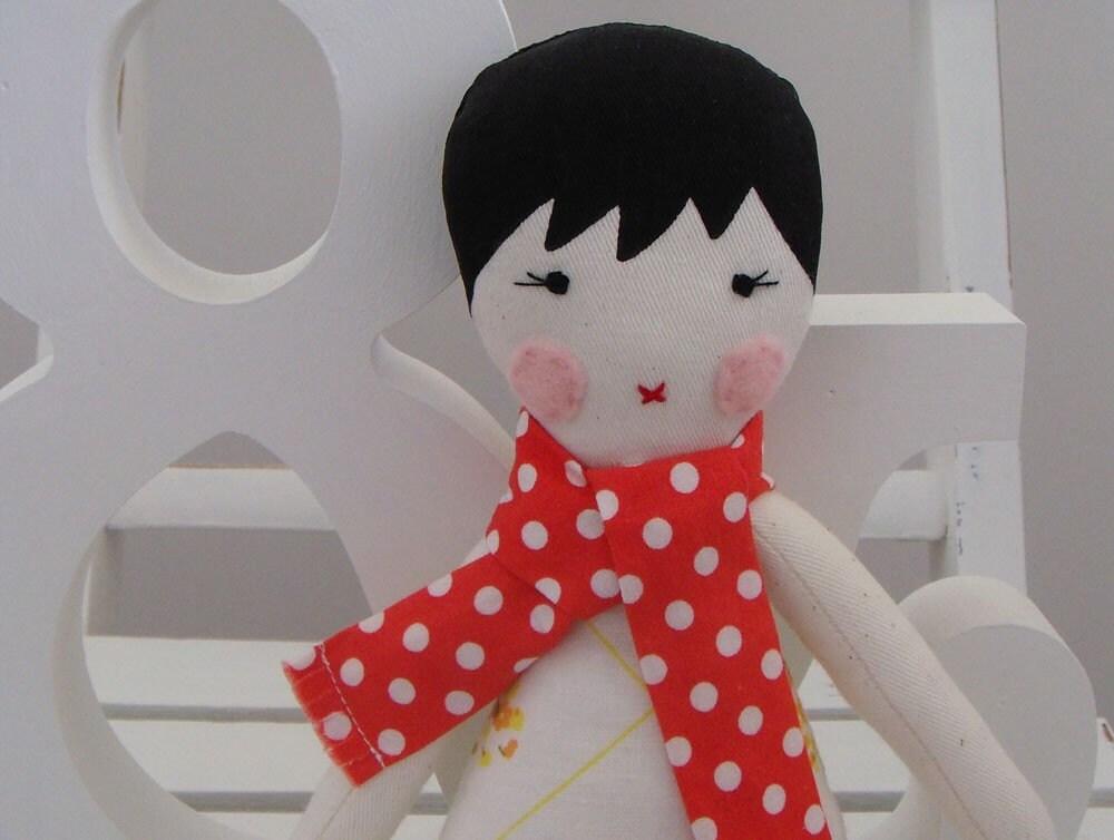 Fabric Doll (78)