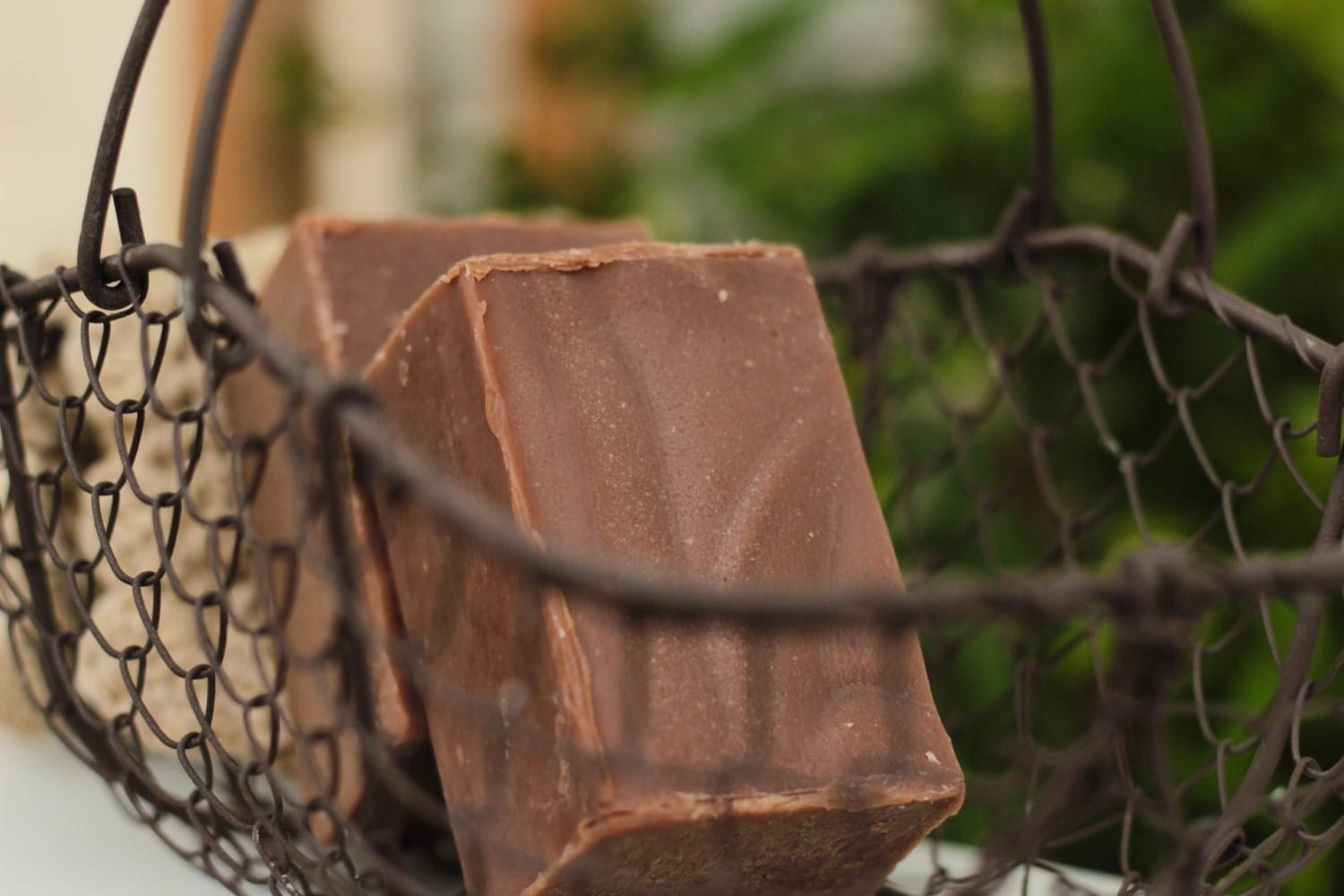 Vanilla Chai natural cold process soap, BIG 6 oz. bars scented with essential oils - BesemNaturalScents