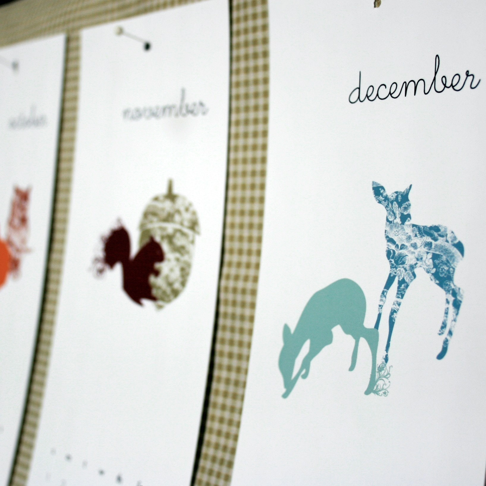 2010 Printable Nature Calendar