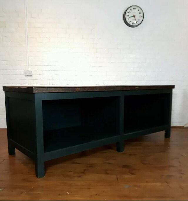 Huge Vintage freestanding work bench kitchen unit